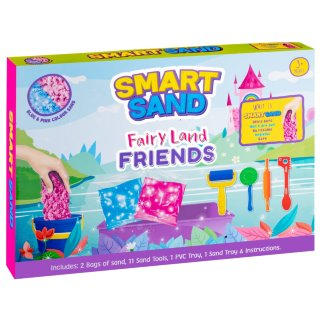 Smart Sand Fairy Land Friends