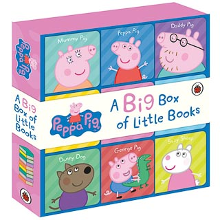 A Big Box of Little Books - Peppa Pig