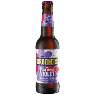 Brothers Parma Violet English Cider 330ml