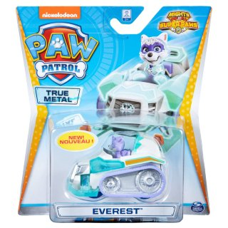 Paw Patrol Mighty Pups Super Paws Diecast Car - Everest