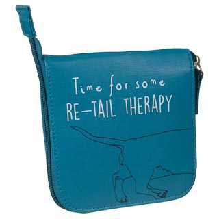 Zip Up Shopping Bag - Re-Tail Therapy