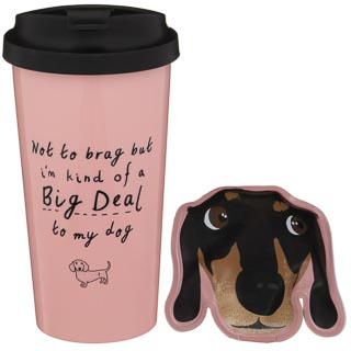 Thermal Mug & Hand Warmer - Kind of a Big Deal