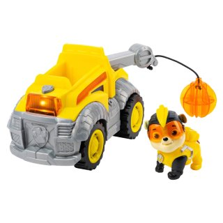 Paw Patrol Lights & Sounds Deluxe Vehicle - Rubble