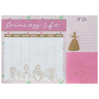 Disney Princess Desk Planner