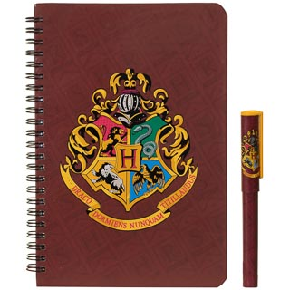Harry Potter Notebook & Pen Set