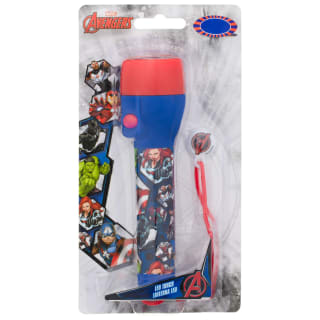 Superhero LED Torch - Marvel Avengers