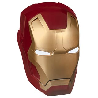 3D Superhero Wall Light - Iron Man
