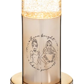 Disney Princess Glitter Lava Lamp