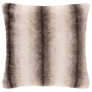 Oakwood Faux Fur Cushion