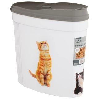 Pet Food Container 6L - Cats