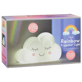 Cloud & Rainbow Projector Light