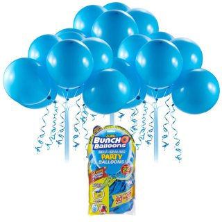 Zuru Self Sealing Party Balloons 24pk - Blue