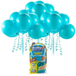 Zuru Self Sealing Party Balloons 24pk - Teal