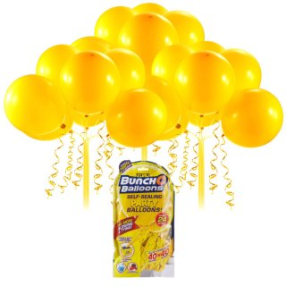 Zuru Self Sealing Party Balloons 24pk - Yellow