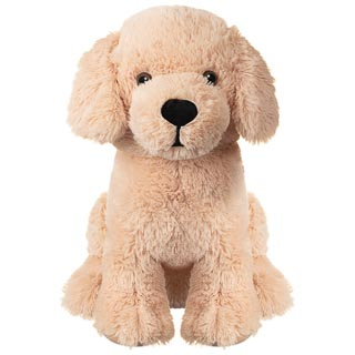 Max the Cuddly Puppy - Light Brown