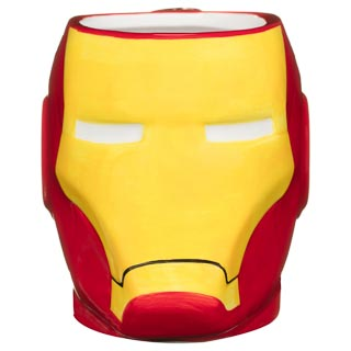 Superhero 3D Mug - Iron Man