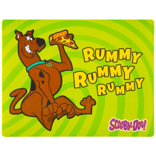 Scooby-Doo Pet Placemat - Green