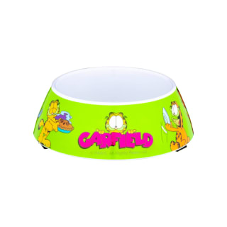 Garfield Pet Bowl - Green