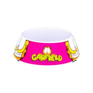 Garfield Pet Bowl - Pink