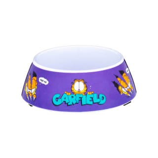 Garfield Pet Bowl - Purple