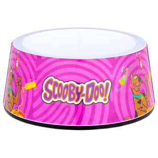 Scooby-Doo Pet Bowl - Pink