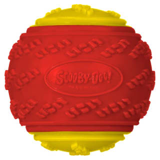Scooby-Doo Durable Squeaky Ball