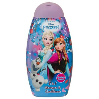 Frozen Shampoo & Conditioner 300ml
