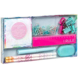 Fashion Stationery Set 32pc - I Rule