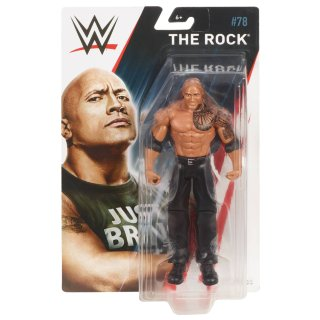 WWE The Rock Action Figure