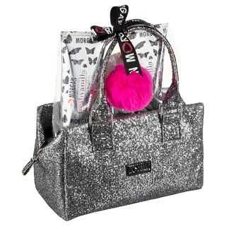 Morgan Bowler Bag Gift Set - Silver