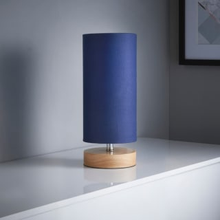 Florence Table Lamp - Navy