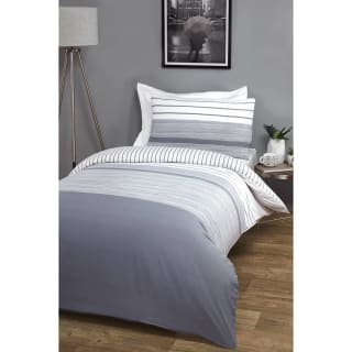 Silentnight Supersoft Printed Single Duvet Set