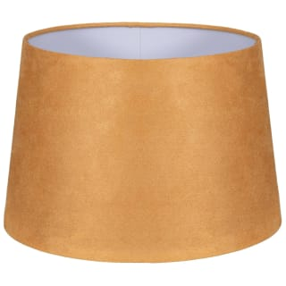 "Suedette Light Shade 11"" - Ochre"