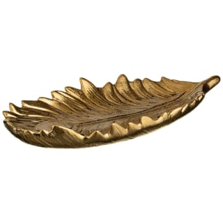 Peacock Feather Dish Ornament