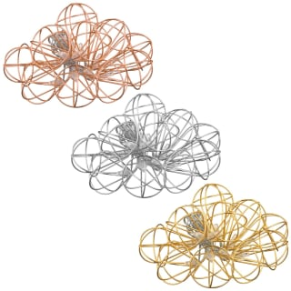 Geo String Lights 10pk - Bronze