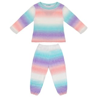 Just Like You Kids Ombre Pyjamas