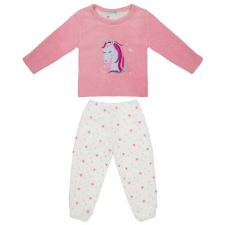 Just Like You Kids Unicorn Fleece Pyjamas