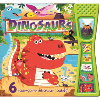 Noisy Board Book - Dinosaurs