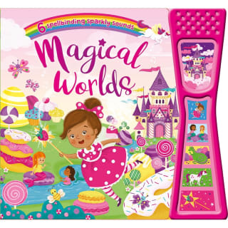 Noisy Board Book - Magical Worlds