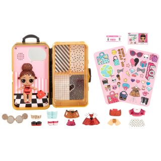 L.O.L. Surprise! Style Suitcase