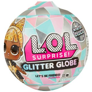 L.O.L Surprise Glitter Globe Winter Disco