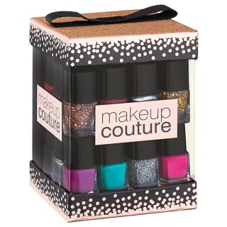 Make Up Couture Nail Polish Present - Rose Gold