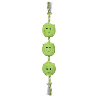 Food on a Rope Dog Toy - Sprouts