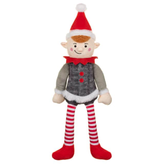 Festive Friend Dog Toy - Elf