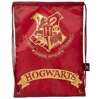 Harry Potter Drawstring Bag - Red