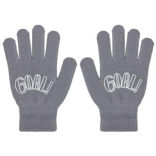 Kids Glow in the Dark Gloves 3pk - Football