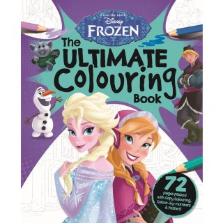 Frozen Ultimate Colouring Book
