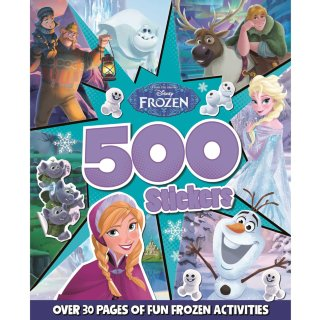Frozen 2 500 Sticker Pack