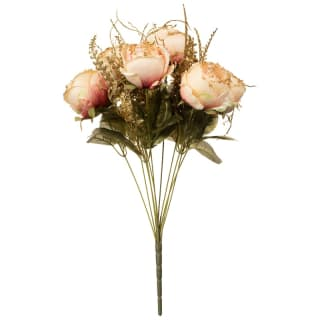 Artificial Flower Bouquet - Pink