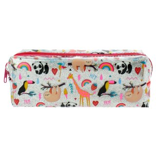 Happy Zoo Pencil Case - Zoo